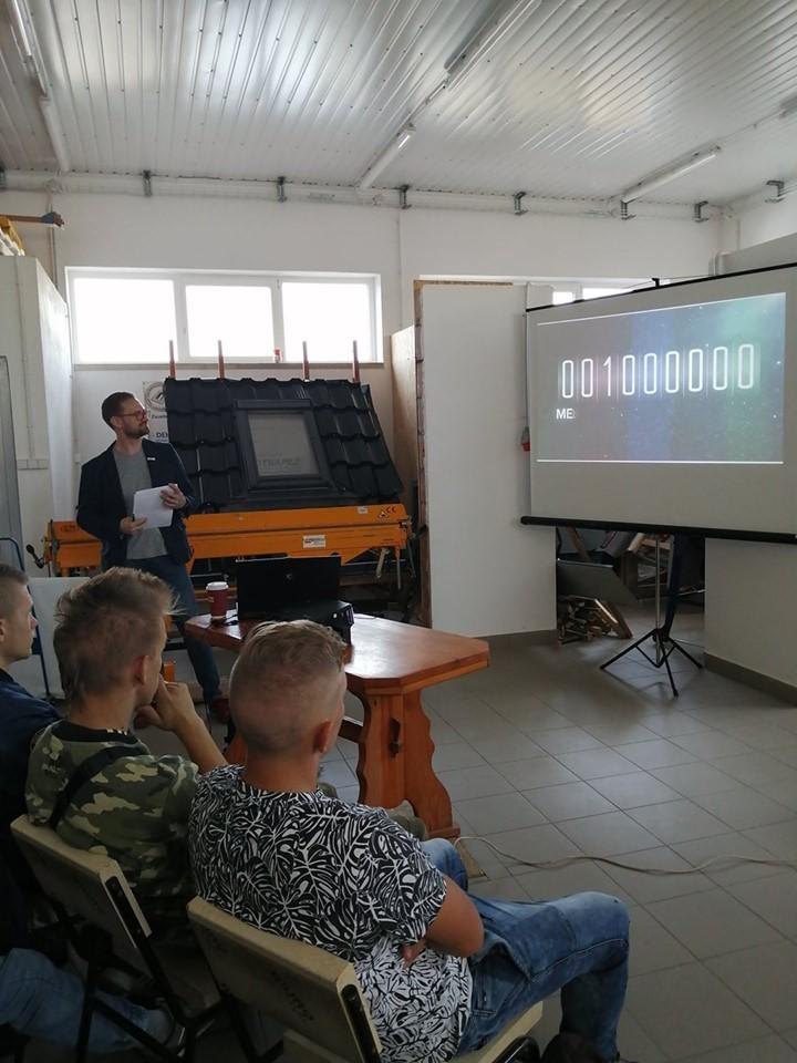 Biłgoraj – pionierzy Projektu