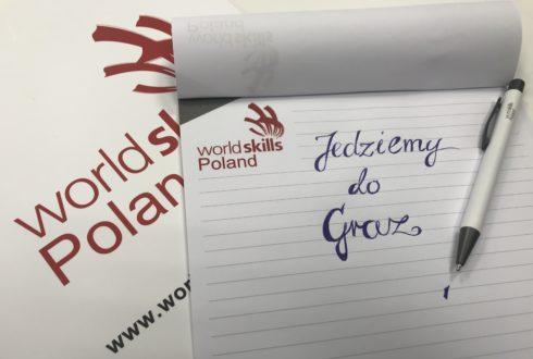 Jedziemy do Graz! WorldSkills Europe 2020