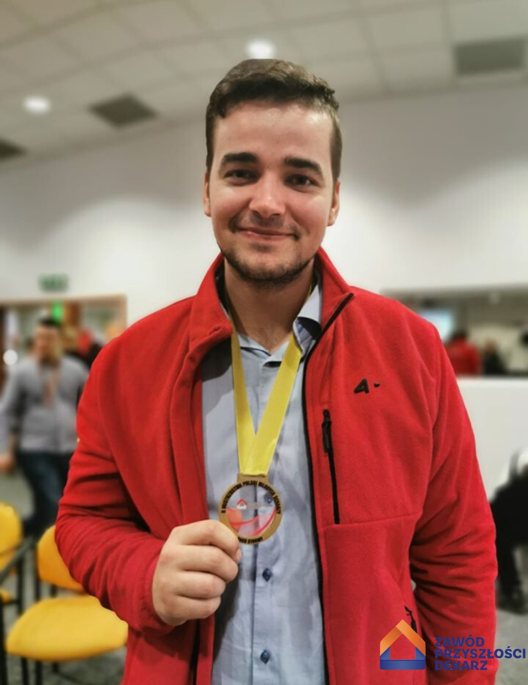 Wywiad z Kacprem Zalewskim – Czyli jak zostać Mistrzem Młodych Dekarzy w pół roku?