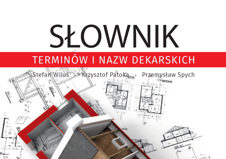Słownik Terminów i Nazw Dekarskich