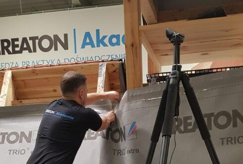 Partnerstwo  CREATON Polska dla lepszej edukacji zawodowej