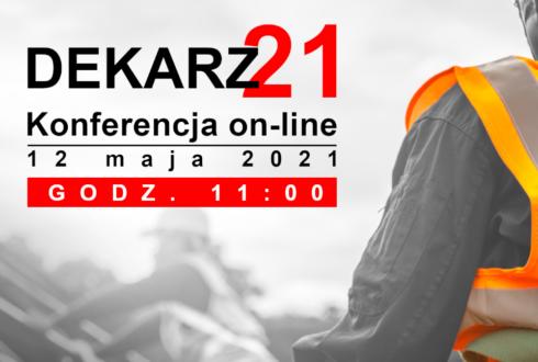 DEKARZ 21 | Konferencja on-line